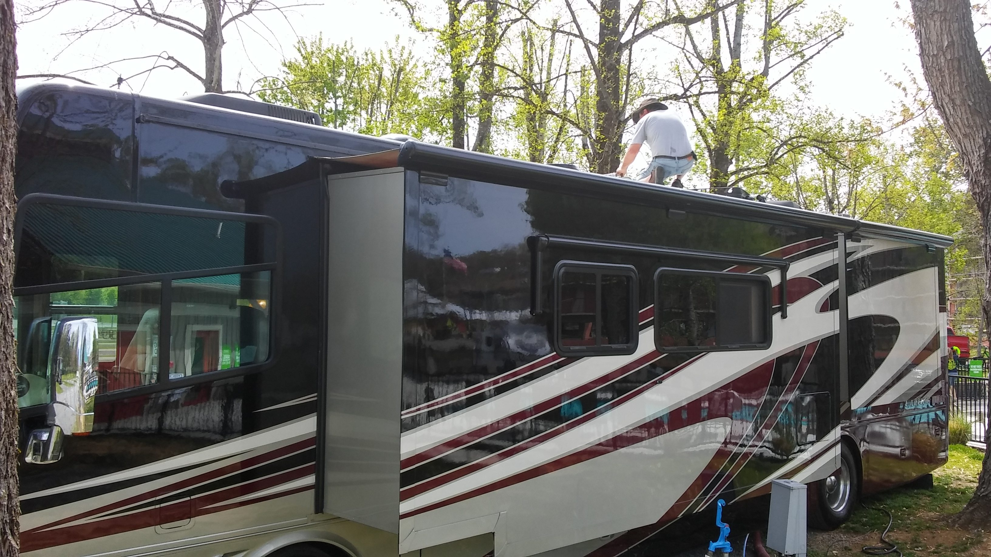 RV AC Repair