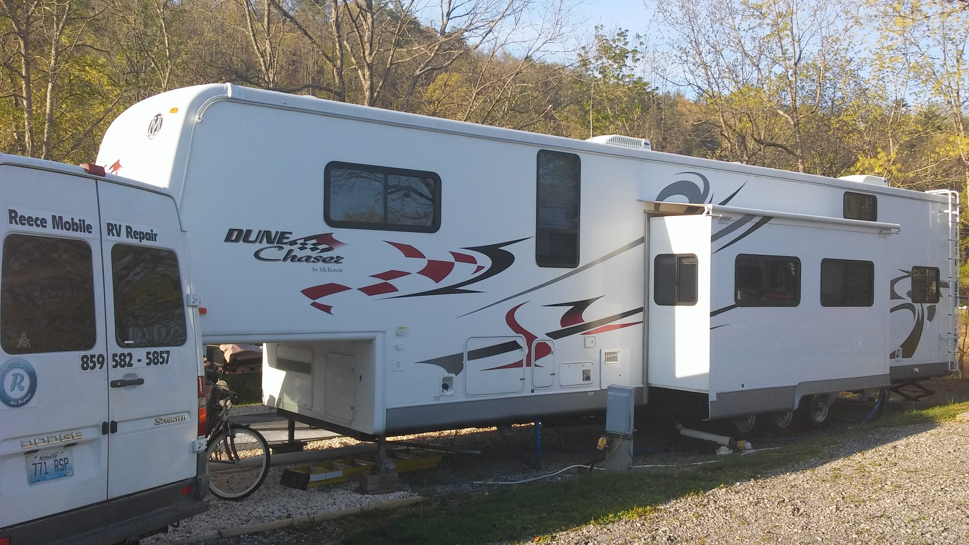 Reece Mobile RV Repair | Pigeon Forge, Tennessee | Call (859